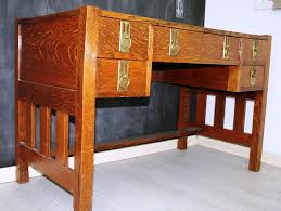 antique mission style desks