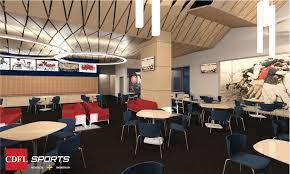 dugout club renderings