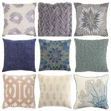Pier One Decorative Pillows