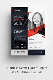 Corporate Invitation Design Inspiration Business Event Conference Flyer Poster Corporate Identity