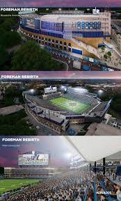 Odu Proposes 22 130 Seat Football Stadium Ultimate Recruit