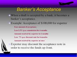 If you go over the limit in your bank account then you will be charged overdraft fees and in some instances you disadvantages: Ppt Financing Foreign Trade Powerpoint Presentation Free Download Id 1240610
