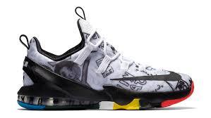 lebron low shoes. nike lebron 13 low graffiti lebron shoes