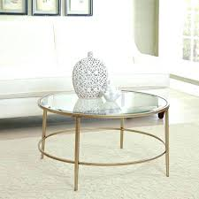 gold glass table coffee tables gold metal glass table round side with and top modern high