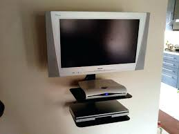 wall mount tv cable box favorable to put cable box wall mount hide cable box in closet photo 2 of 4 lovely wall mount hide cable box
