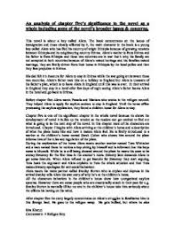 refugee boy gcse english marked by teachers com page 1 zoom in