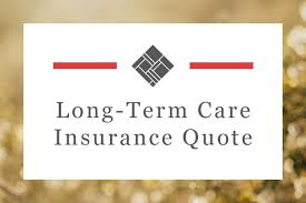 Long Term Care Insurance Quotes Interesting Longterm Care Insurance Quote Mosaic Financial Associates
