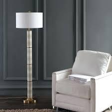 safavieh floor lamp lighting inch faux snakeskin cream floor lamp safavieh bradley floor lamp