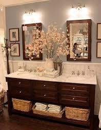 Contemporary Master Bathroom Vanity Decorating Ideas Best Counter Decor On Pinterest Storage Throughout Models Design