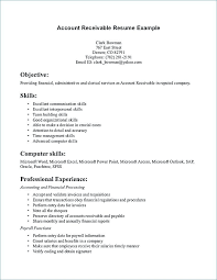 Skills And Qualities Resume Sample Resume Personality Description