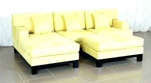yellow leather couch yellow leather sofa decor with a modern or microfiber sectional couch set yellow