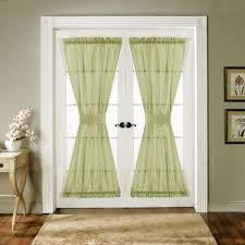 White Door Panel Curtains Image And French Door Curtains Home Door Panel  Curtains Free Image in