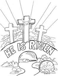 Easter Crosses Coloring Pages Free Printable Free Printable Cross