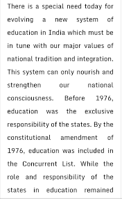 Essay On Need Of Moral Education In Our Institutions