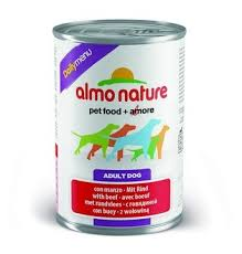 """<b>Almo Nature Консервы</b> для собак """"меню с говядиной"""" (daily menu ..."""