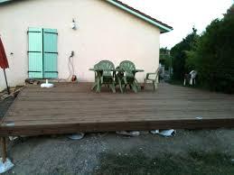 Fabriquer Une Terrasse En Bois Je Fais Moi M Me