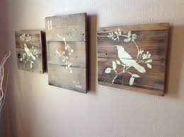 wood wall art wooden 20 creative handmade wall art pieces 4 on wall art pieces with wall art ideas