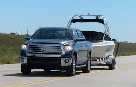 Part 2) Light Duty Towing Matchup - 2014 Toyota Tundra with Boat ...