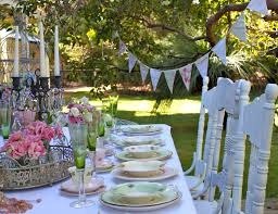 Vintage Wedding Decor Friday Link Love 7102011 Gardens Tea Parties And Vintage