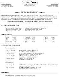 Resume Templates For Entry Level Helicopter Pilot Resume Template Entry Level Spacesheep Co