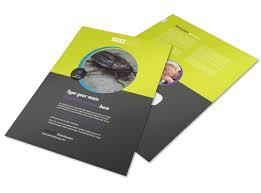 Handbill Template Pest Control Flyer Template Mycreativeshop