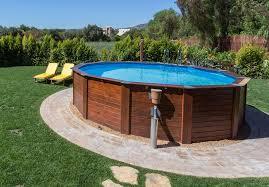 round above ground pools. Simple Pools RoundCaliBlueAbove To Round Above Ground Pools P