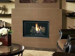 see through fireplaces gas gas fireplace ventless corner