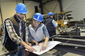 Industrial Engineers Treffen Stockfoto Goodluz 67891685