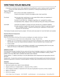 Career Change Resume Sample Samples Objective Accounting Examples