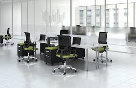 person office layout. 4 person workstation office layout