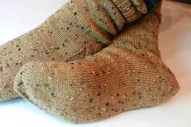 Knitted Sock Patterns Awesome A Basic Sock Pattern You'll Knit Again And Again Canadian Living