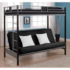 Futon Sofa Bunk Bed Intended Beautiful Ideas