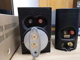 Dọn nhà cần bán bộ âm thanh nghe nhạc+xem phim: amply marantz sr-8000, loa  energy 5.1 - 6.950.000đ