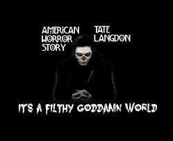 Tate Langdon Quotes Fascinating American Horror Story Imágenes Tate Langdon HD Fondo De Pantalla And