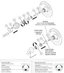 how to fix a delta shower faucet delta shower valve repair faucet diagram a fix leaking delta monitor shower faucet