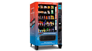 Vending Machine Purchase Extraordinary Microwave Vending Machine Serves Up Hot And Cold Snacks