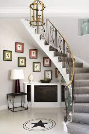 Your stairs are probably the last place you think about in your house to decorate. 27 Stylish Staircase Decorating Ideas How To Decorate Stairways