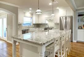 Backsplash For Bianco Antico Granite Decor Cool Decorating Ideas