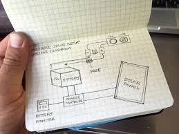 simple solar wiring diagram simple solar circuit diagram best solar simple solar wiring diagram homema solar panels wiring diagram portable solar power lightly diy solar panel