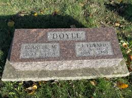 Blanche Myrtle Ditman Doyle (1892-1918) - Find A Grave Memorial