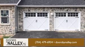 garage door repair charlotte ncDoors by Nalley We Provide Quality Garage Door Repair Services in