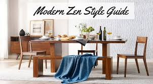 Zen style furniture Minimalist Modern Zen Style Guide From The Homemakers Blog Homemakers Blog Homemakers Furniture Design Trend Alert Modern Zen Style Hm Etc