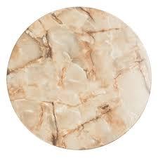 job lot x10 werzalit table top marble onyx round 60cm bar bistro cafe restaurant