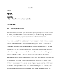 Library Services Manager cover letter   Open Cover Letters