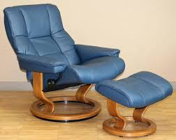 blue leather recliner chair s33747 large size of chair leather recliner chairs mac motion collection swivel blue leather recliner chair