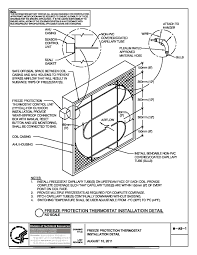 nih standard cad details thumbnail of m a9 1 ze protection thermostat installation