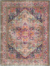 colorful area rug multi colored area rug colorful rugs for living room