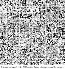 painting words texture google search