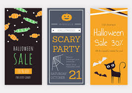 halloween sale flyer free halloween flyer templates