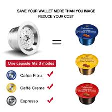 Pick from our wide range of tchibo and piacetto coffee pods and taster sets. Coffee Capsules For Cafissimo Tichibo Stainless Steel Refillable Pods Crema Reusable Permanent Coffee Pod Coffee Filters Aliexpress